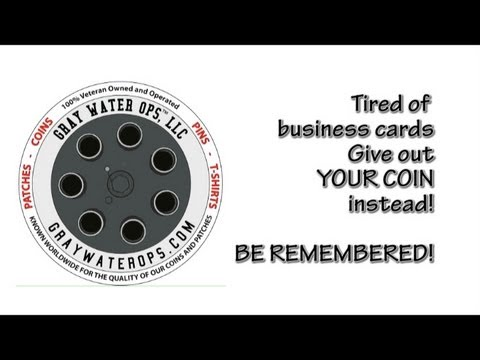 Give out your coin instead of a business card youtube give out your coin instead of a business card colourmoves