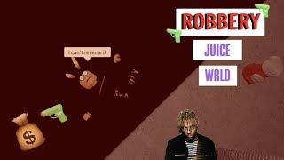 """Robbery"" - Jus WRLD Vidéo de roblox Music RBLX Bushy"