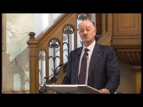 Conférence de Monsieur Alain Bauer