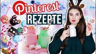 3 Rezepte für die Winterzeit! - Cake Pops, Spekulatius & Hot Chocolate - Pinterest DIY