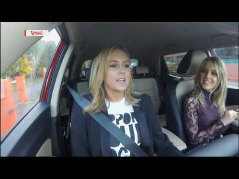SsangYong Singalong with Melanie McCabe