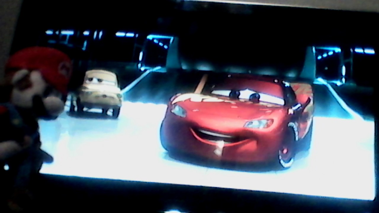 mario and woody watch cars 3 official us trailer youtube