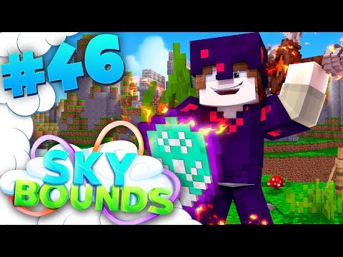 COMBAT LEVELS! | SKYBOUNDS ISLAND #46 (Minecraft SkyBlock SMP)