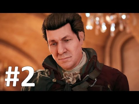Assassin's Creed Unity Walkthrough Sequence 1 Memory 1 & 2 Ultra 60fps
