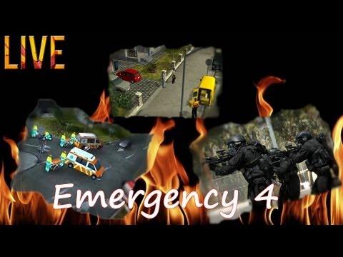 Emergency 4 - Los Angeles mod livestream