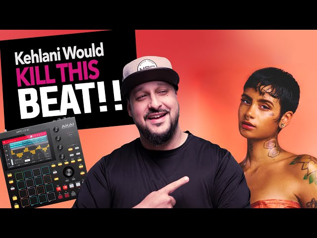 How To Make A Kehlani Type Beat (Uptempo R&B) with the MPC One / Live and Tube Synth & Hybrid
