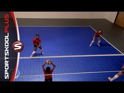 How to Improve Your Volleyball Passing with Olympic Gold Medalist Misty May