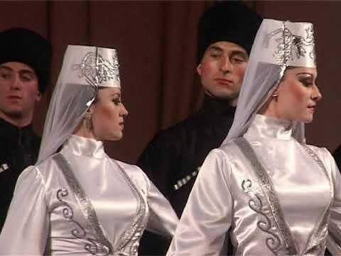ансамбль танца АБХАЗИИ