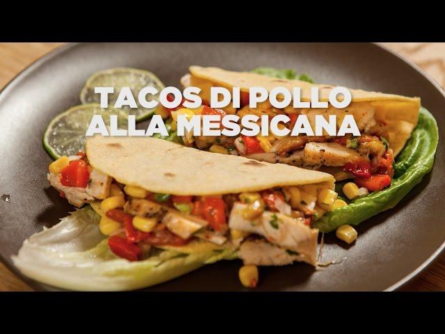 Ricetta Originale Tortillas Messicane.Tortillas Di Pollo Alla Messicana Youtube