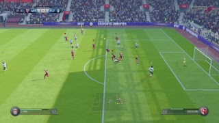 [PS4PRO] FIFA18 Proclub 49th league [KFPL] 12Round  ART Soccer vs GWU