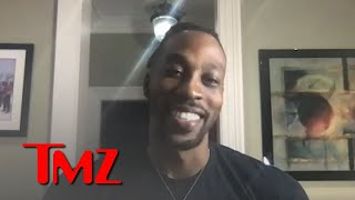 Dwight Howard Took Singing & Dancing Lessons For Masked Singer Appearance | TMZ