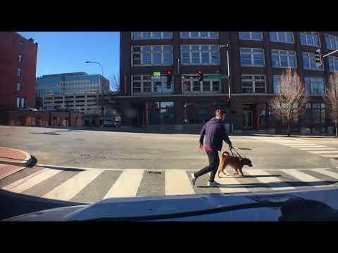 20171210 Sunday Drivelapse Kansas City Metro Area