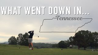 BRUTAL Return To Tournament Golf In Knoxville   Tournament Vlog