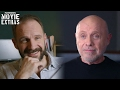 The LEGO Batman Movie | On-set visit with Ralph Fiennes 'Alfred '& Hector Elizondo 'Jim Gordon'