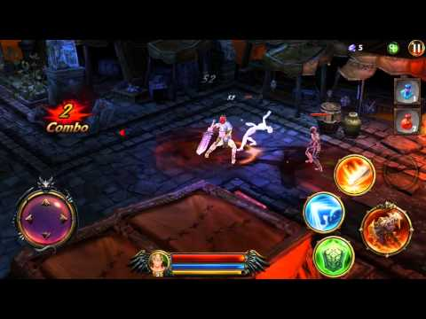 Eternity Warriors 3 - HD Walkthrough Part 2