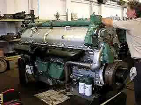 20V4000 24v71 Detroit