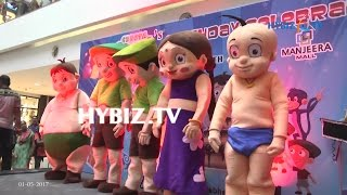 Chota Bheem Cartoon-Show Hyderabad | Hybiz