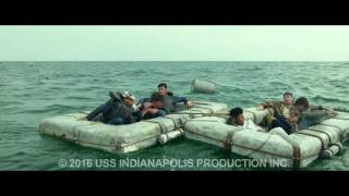 USS Indianapolis - Justin Nesbitt Shark kill scene in honor of Shark Week