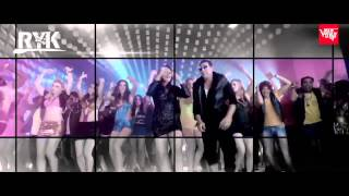 Party All Night | Boss | Akshay Kumar, Sonakshi Sinha, Honey Singh | DJ RYK Private Edit Mix