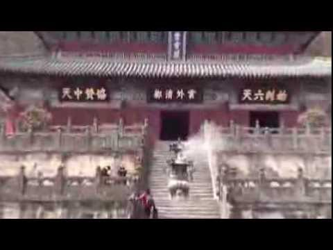 Amazing Nature - Wudang Mountains And Taoist Temples & Performance