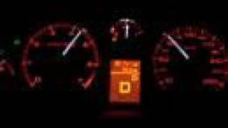 Peugeot 407 3.0 V6, BVA6, 0-130 km/h, smooth liniarity, sound for the soul.