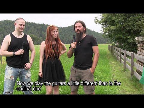 EQUILIBRIUM - Waldschrein EP (OFFICIAL FAN INTERVIEW PART 1)