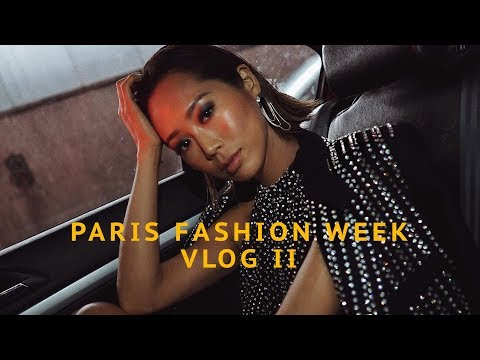 Late To A Show & Accidentally Interviewing Diplo - Paris Fashion Week | Aimee Song