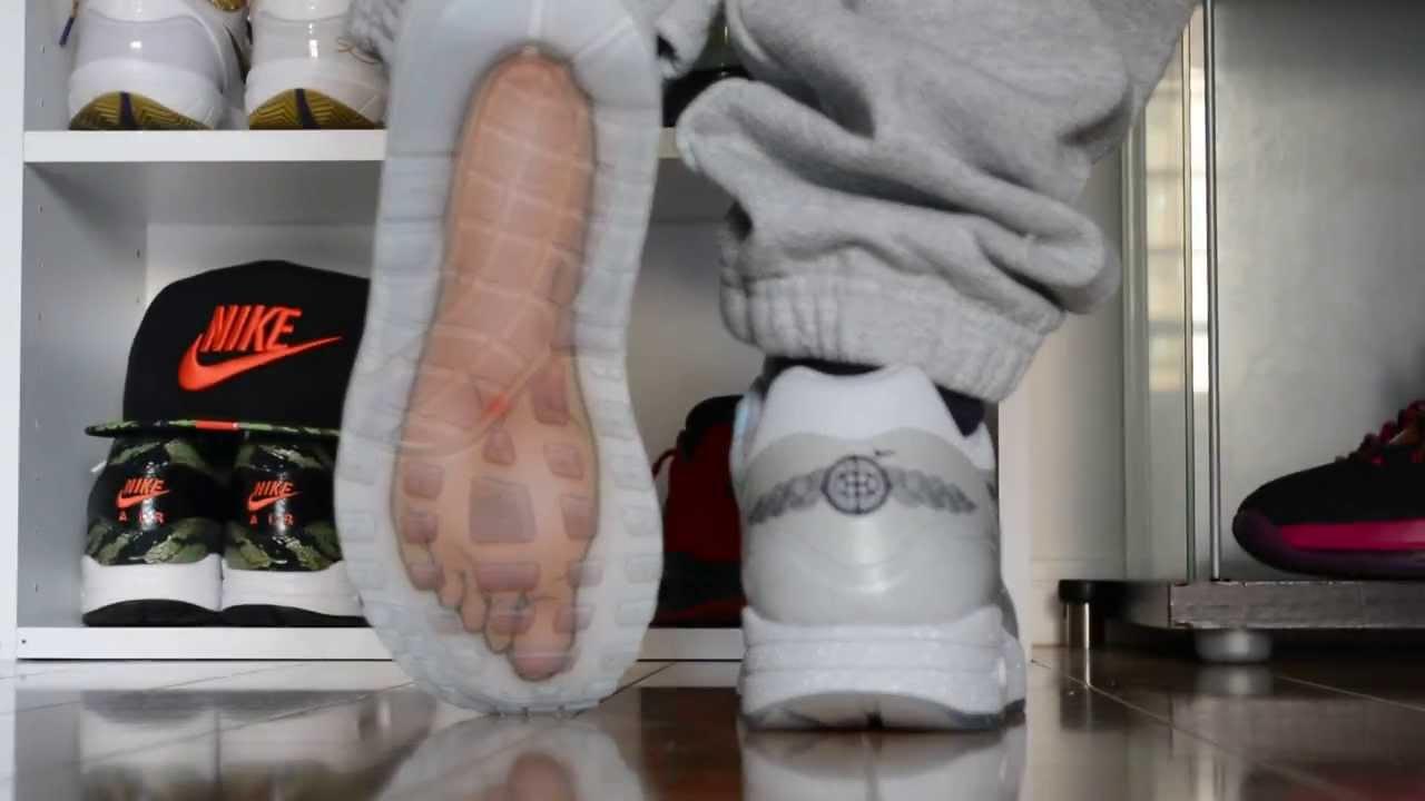 innovative design 67c5c d1fc8 ... On Feet CLOT x Nike Air Max 1 (HD) IG Sneakaninjaz ...