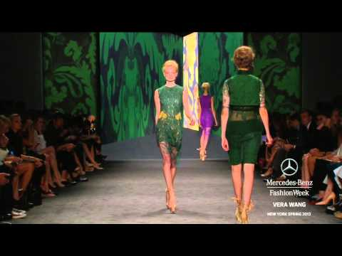 VERA WANG FULL COLLECTION - MERCEDES-BENZ FASHION WEEK SPRING 2013 COLLECTIONS