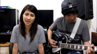 Captured by Christian Bautista and Sitti -  hanzjely cover