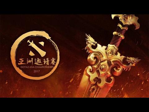 NaVi vs Secret Game 3   Dota 2 Asia Championships 2017   Natus Vincere vs Team Secret