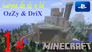 Minecraft [ Lumea de vis a lui OzZy & DriX ] Castel