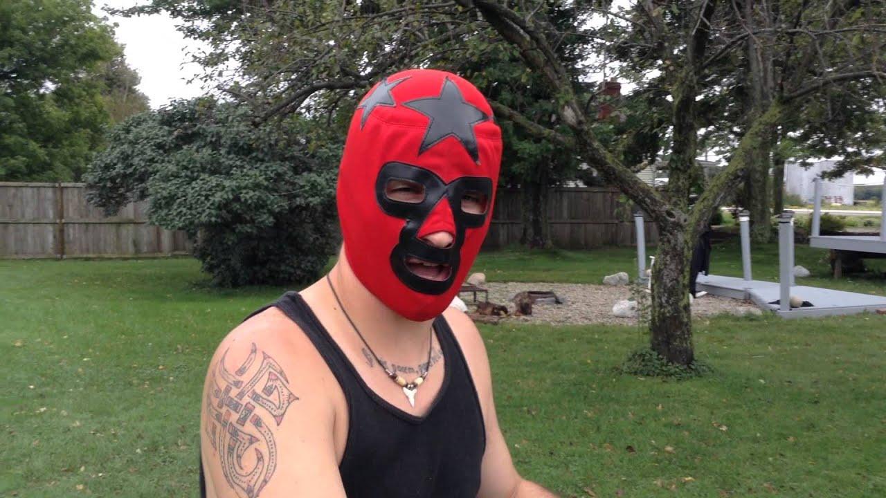 the luchador is ready backyard wrestling youtube