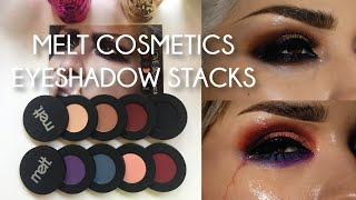 MELT COSMETICS STACKED EYESHADOWS FIRST IMPRESSIONS Thumbnail