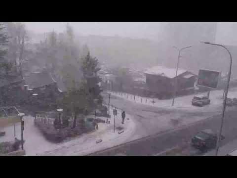 Prishtina Snow