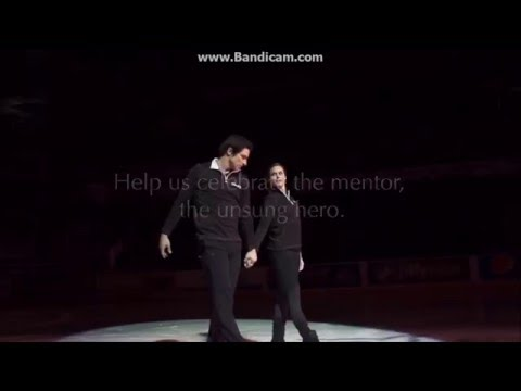 Tessa and Scott - Lindt Make a Difference