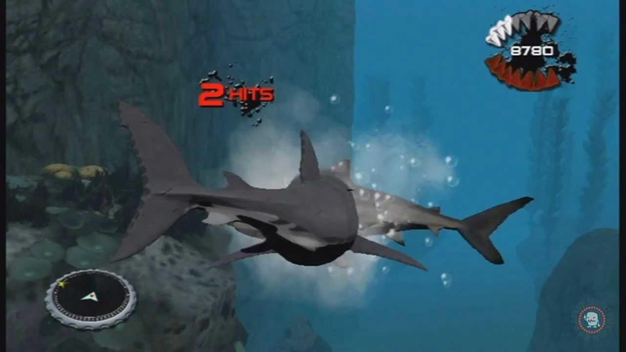 Jaws: Ultimate Predator Gameplay Wii - YouTube