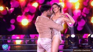 Facu Mazzei y Mery del Cerro bailaron con sensualidad su Bachata en la segunda semifinal thumbnail
