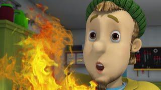 Strażak Sam ⭐️Nowe odcinki Potrzebujemy pomocy Sama Bajki dla dzieci