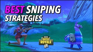 BEST Drill to Master Sniping in Playground (Fortnite Battle Royale Tips and Tricks)