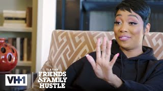 Monica Confides in Toya About Her Divorce 'Sneak Peek' | T.I. & Tiny: Friends & Family Hustle