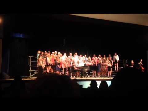 Vivir mi Vida- Maine Endwell Middle School Chorus 2014