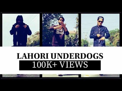 LAHORI UNDERDOGS - AQEEL SARFRAZ x TRAITOR x RAAMIS - MUSIC VIDEO - 2017