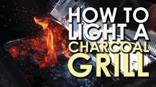 The Art of Grilling: How to Light a Charcoal Grill