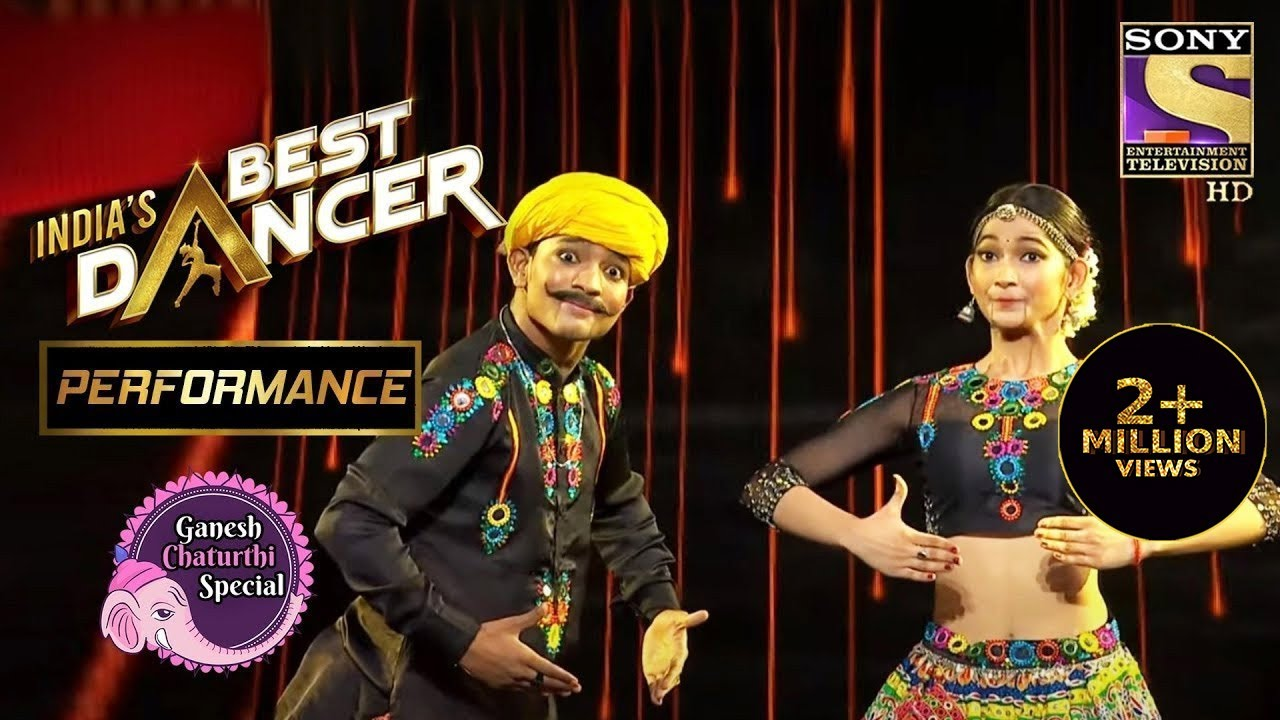 Download Tiger और Vartika के 'Puppet Dance' ने किया सब को खुश! | India's Best Dancer