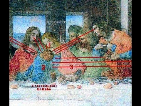 Los Misterios En La Pintura La Ultima Cena De Leonardo Da Vinci
