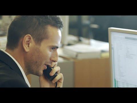 Employee's portrait at Crédit Agricole CIB:  Thomas Faucheron
