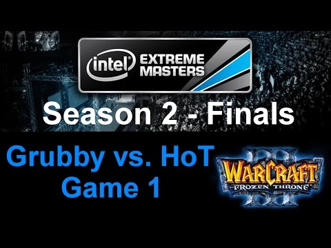Wc3 IEM S2 - Finals - Grubby vs. HoT - Game 1