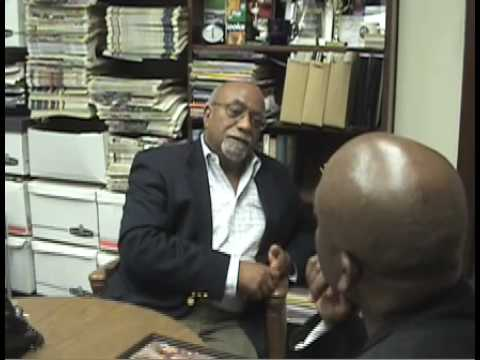 Paul Cobb Of Oakland Post On Chauncey Bailey, Mayor Ron Dellums & Oakland