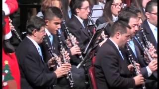 """La Sociedad Filarmónica Nivaria interpreta """"Andrés Contrabandista"""""""